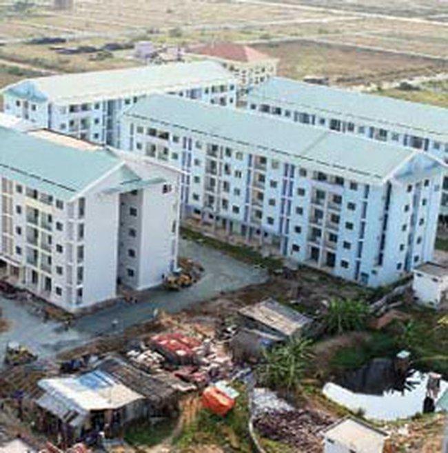 Trên 550 dự án đăng ký xây nhà ở xã hội