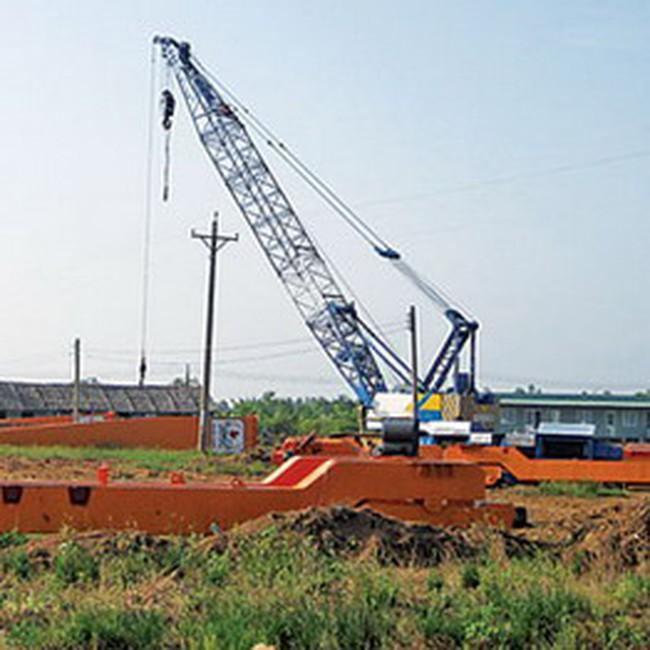 """Những dự án đóng tàu đang… """"chìm dần"""""""