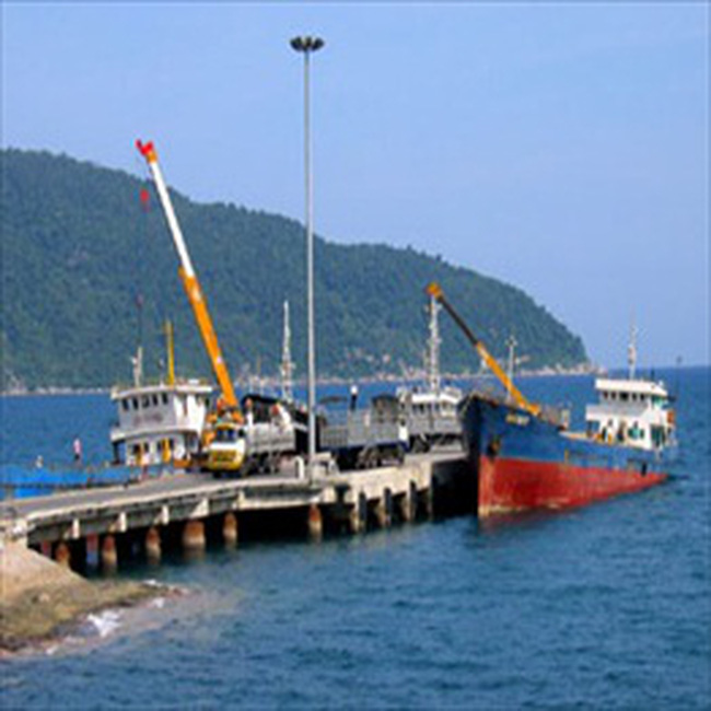 Cần hơn 54 tỷ đầu tư nâng cấp cảng Vũng Rô