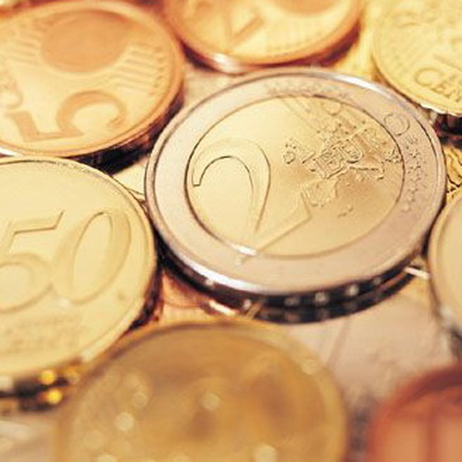 Số lượng tiền euro giả nửa đầu năm 2009 lên cao kỷ lục