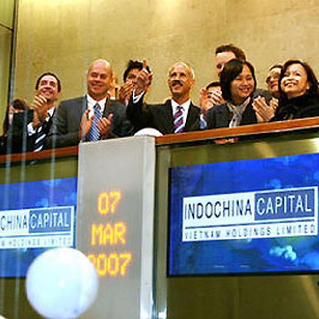 Indochina Capital chính thức đặt mốc lựa chọn chia nửa danh mục
