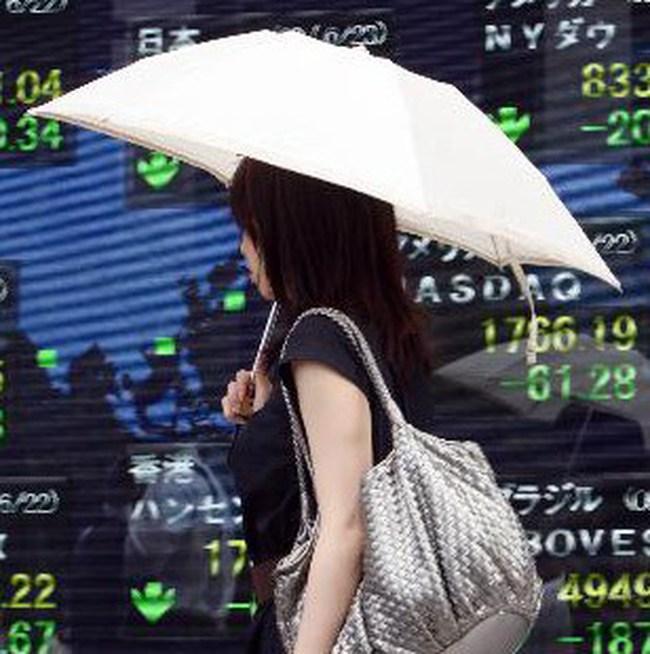 TTCK châu Á tăng điểm nhờ dự báo lạc quan về triển vọng lợi nhuận doanh nghiệp
