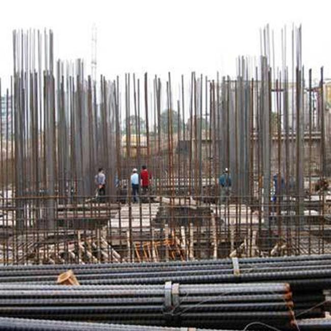 Vật liệu xây dựng đua nhau tăng giá