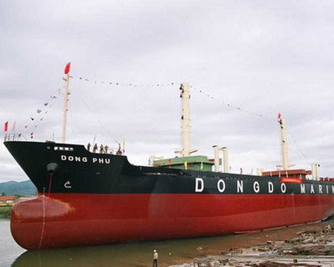 DDM: Chào bán tàu cũ giá 3,2 triệu USD