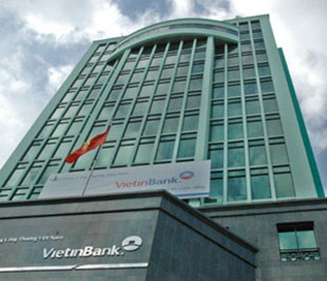 """Giá cổ phiếu Vietinbank ở giữa """"con đường 8 chấm"""""""
