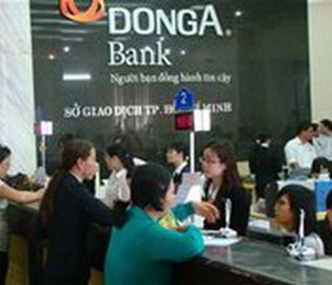 DongA Bank chào bán 52 triệu cổ phiếu