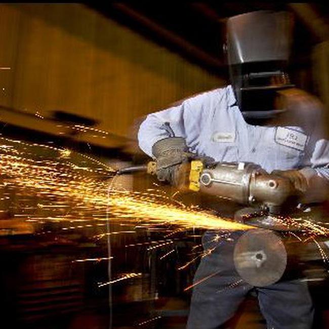 Lĩnh vực sản xuất Mỹ bắt đầu ổn định