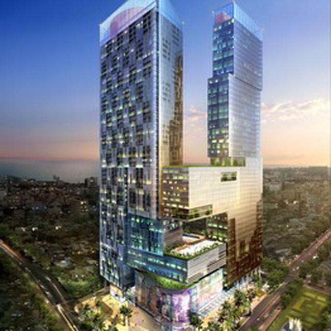 Saigontel góp vốn đầu tư xây dựng tòa tháp 48 tầng của ViendongLand