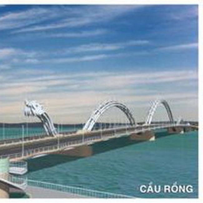 Đà Nẵng: 19/7 khởi công xây dựng cầu Rồng và khánh thành cầu Thuận Phước