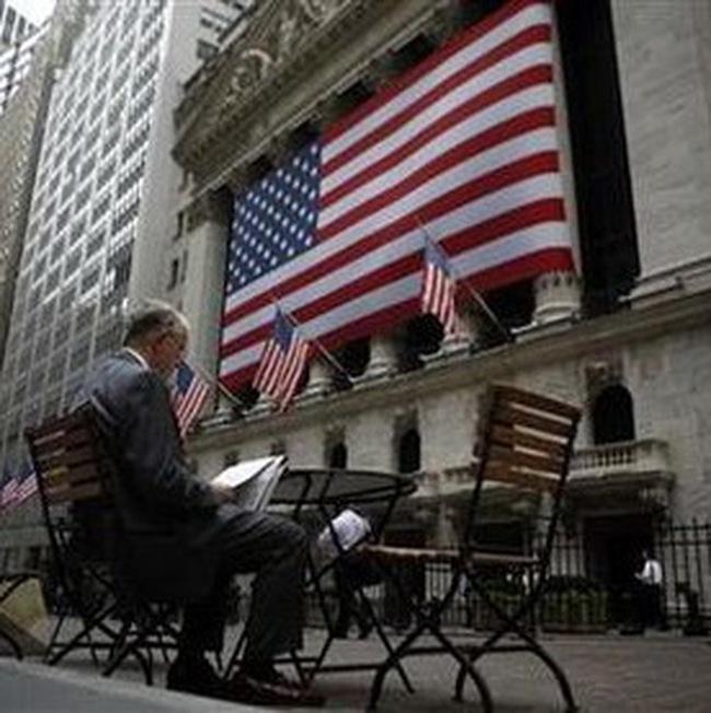 TTCK Mỹ: S&P 500 có 4 ngày tăng điểm mạnh nhất từ tháng 3/2009