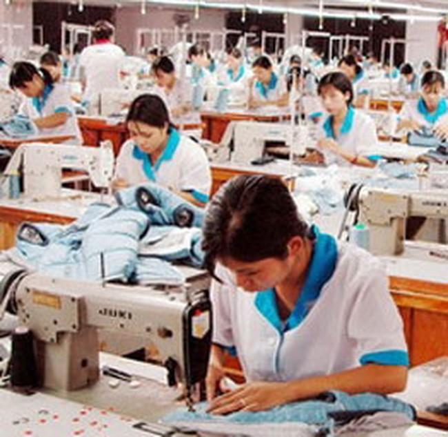 Doanh nghiệp dệt may ký nhiều hợp đồng xuất khẩu