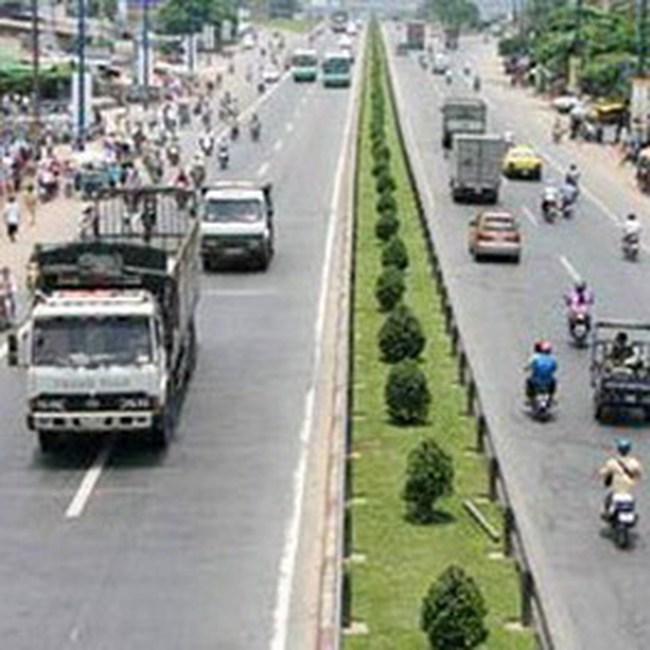 Tám nhà thầu không được tham gia dự án giao thông
