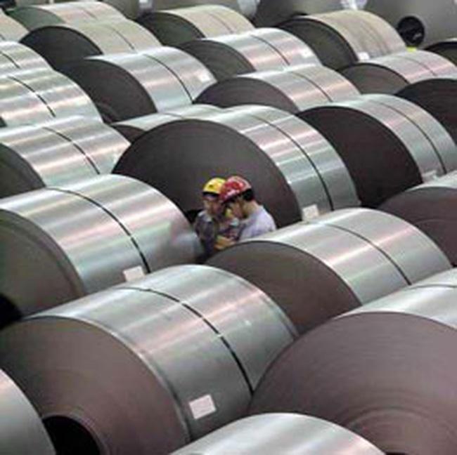 Khởi công dự án nhà máy cán thép lớn nhất Việt Nam