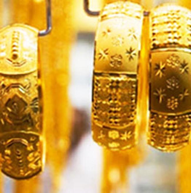 Giá vàng chưa định hình rõ hướng mới