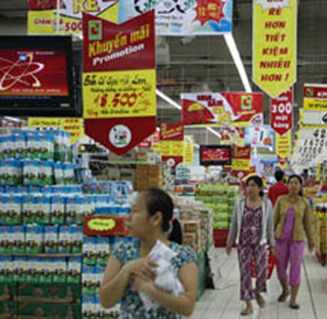 Hà Nội: Chỉ số giá tiêu dùng tháng 7 tăng 0,77%