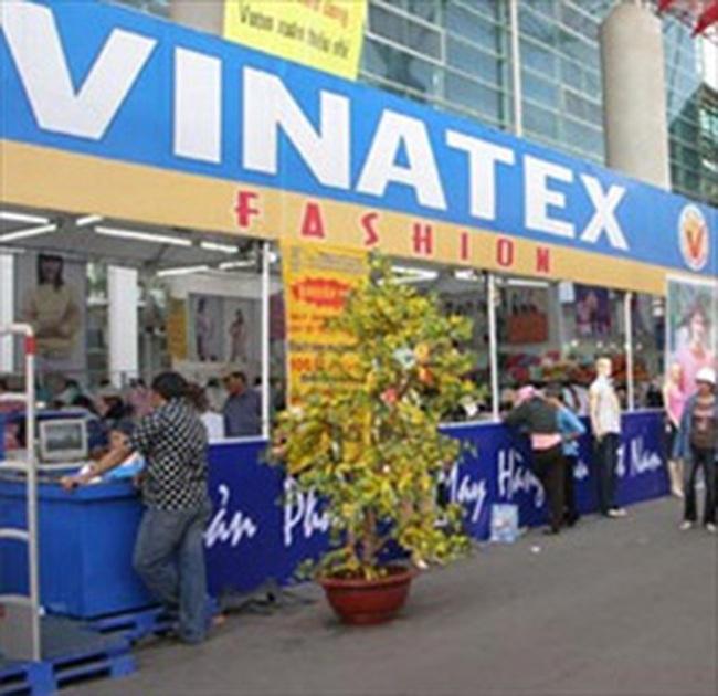 Vinatex mua 20% cổ phần trung tâm nguyên phụ liệu dệt may - da giày Liên Anh