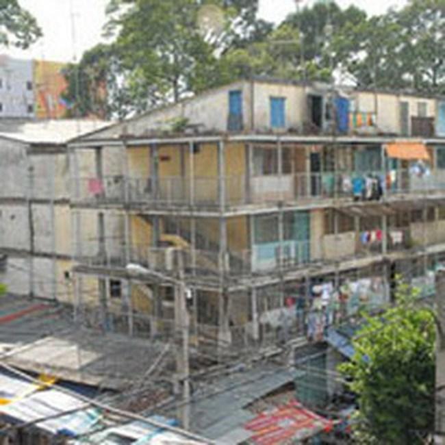 Giá đất đền bù chung cư Nguyễn Kim, phường 7, quận 10 gần 43 triệu đồng/m2
