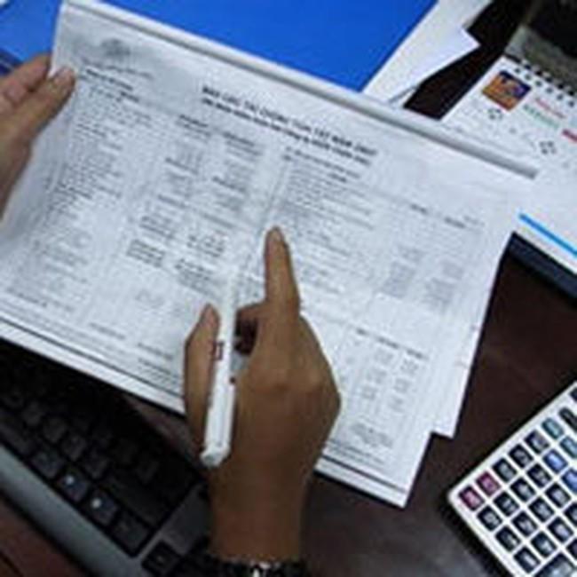 Báo cáo tài chính quý II: Nhiều doanh nghiệp lại lỗi hẹn