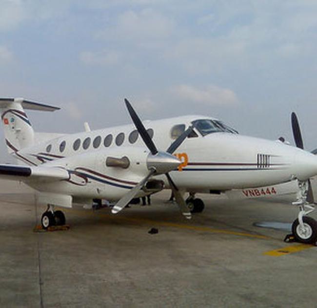 Giảm 5% thuế nhiên liệu cho máy bay