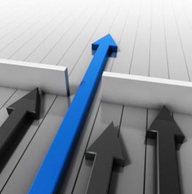 VN-Index: Hoàn toàn có thể vượt qua ngưỡng 550 điểm