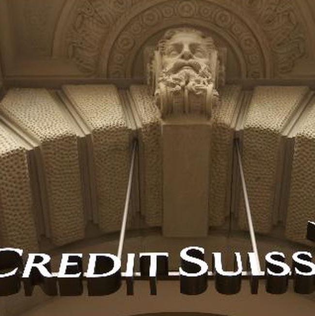 Credit Suisse lãi lớn trong quý 2/2009