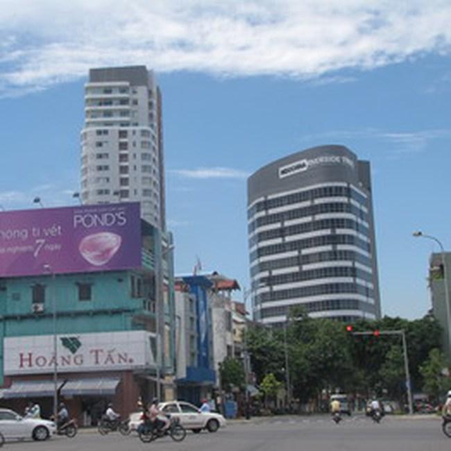 Trung tâm Đà Nẵng nở rộ dự án căn hộ cao cấp