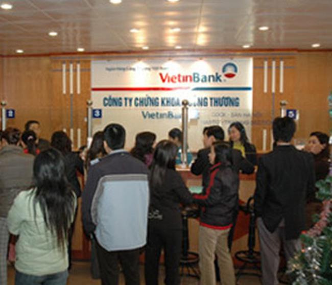 VietinbankSC: Lãi 6 tháng gấp 3 lần cả năm 2008