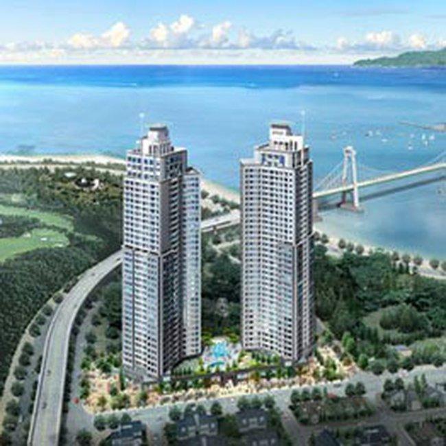 Công bố giá bán căn hộ Blooming Tower Danang
