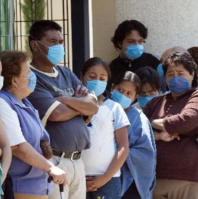 Cảnh báo mức độ lây nhiễm cúm A/H1N1 tăng nhanh