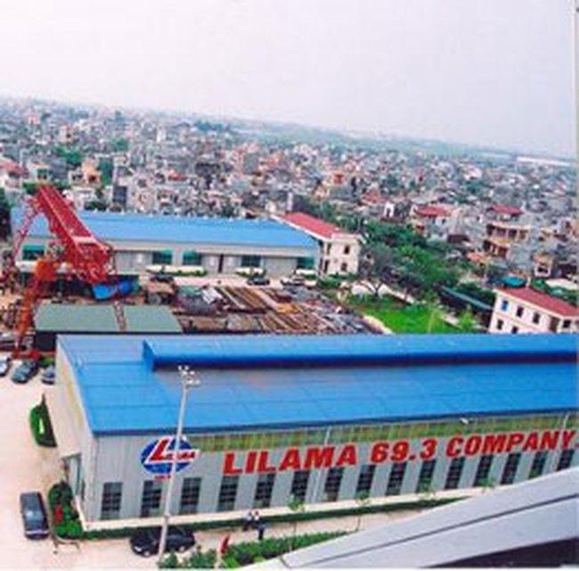 Lilama: 6 tháng đạt lợi nhuận 123 tỉ đồng