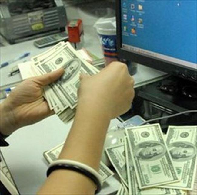Ngân hàng Nhà nước bán ngoại tệ cho NHTM