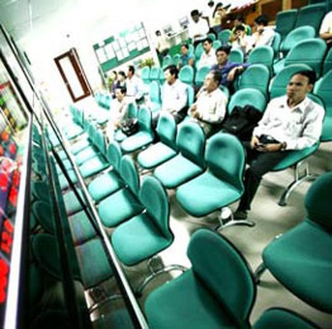 VTS, HLY, SGD: Tạm ứng cổ tức lần 1 năm 2009