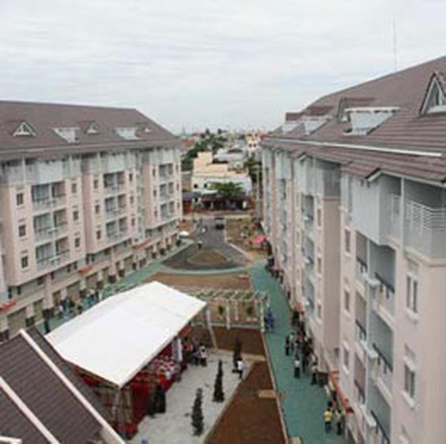 Mỗi người Việt Nam có 12m2 nhà ở