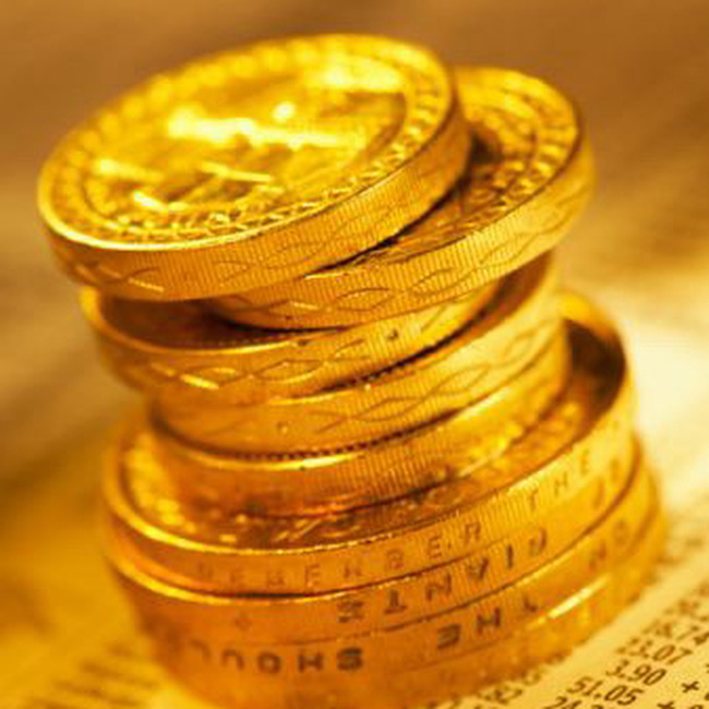 Giá vàng, dầu đồng loạt tăng