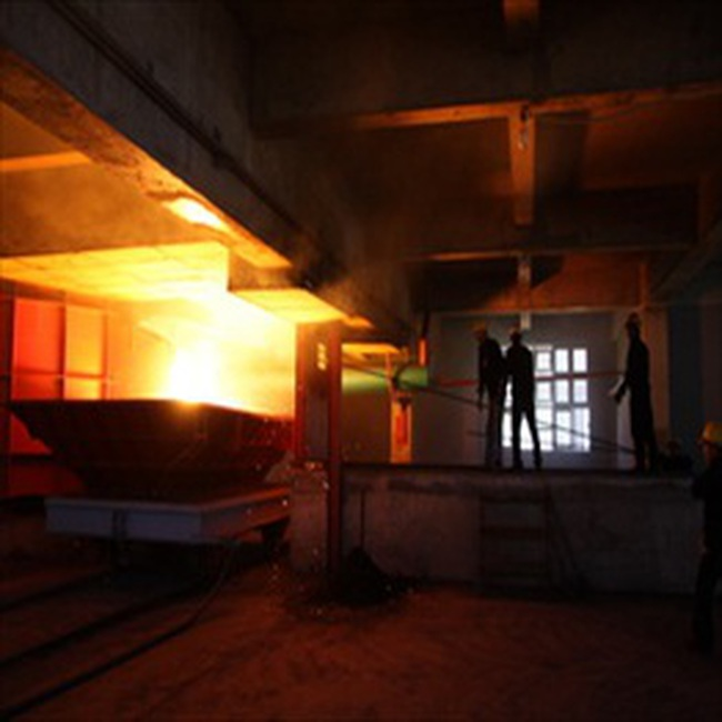 KBC: khánh thành giai đoạn một nhà máy xỉ Titan