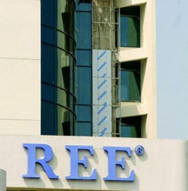 REE: Cổ đông lớn đã bán ra hơn 1 triệu cổ phiếu