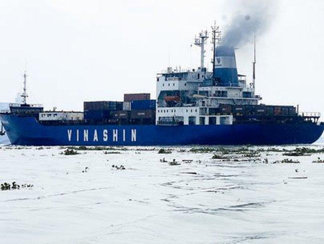 """Vận tải dầu khí Vinashin thua lỗ: Tàu mẹ """"mắc nạn"""" tàu con"""