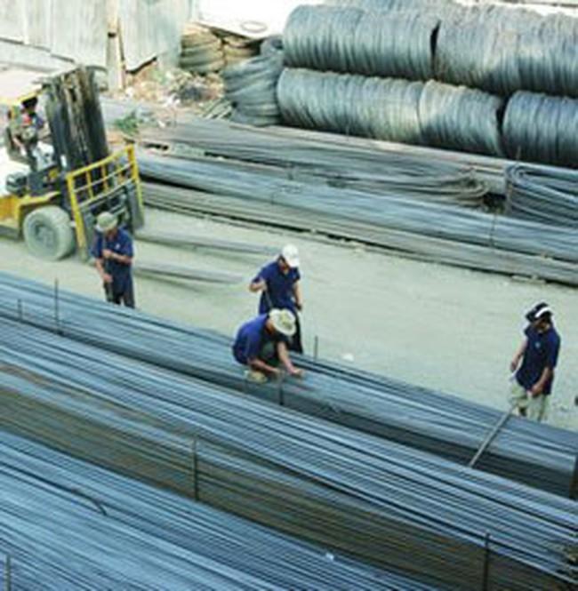Thị trường thép cuối năm tăng trưởng khả quan