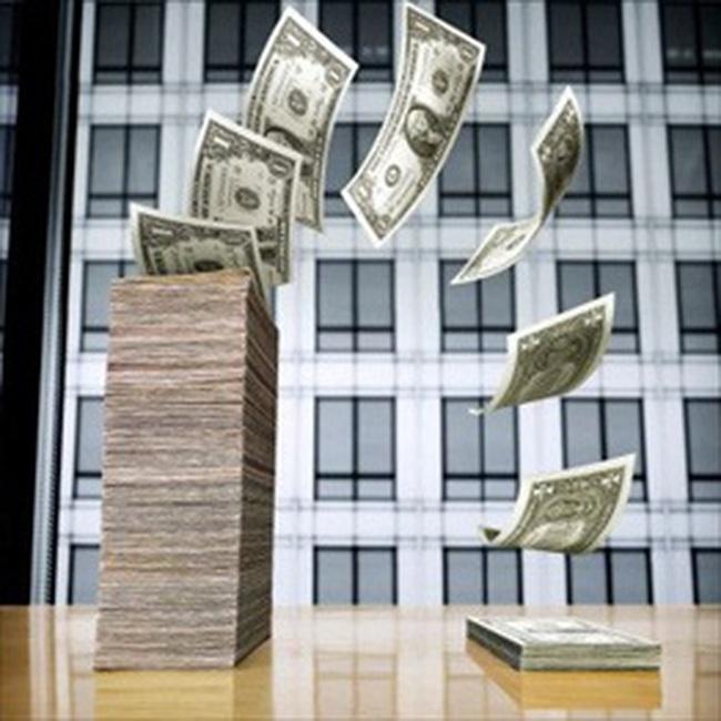 USD giảm khi có tin NHNN bán ngoại tệ
