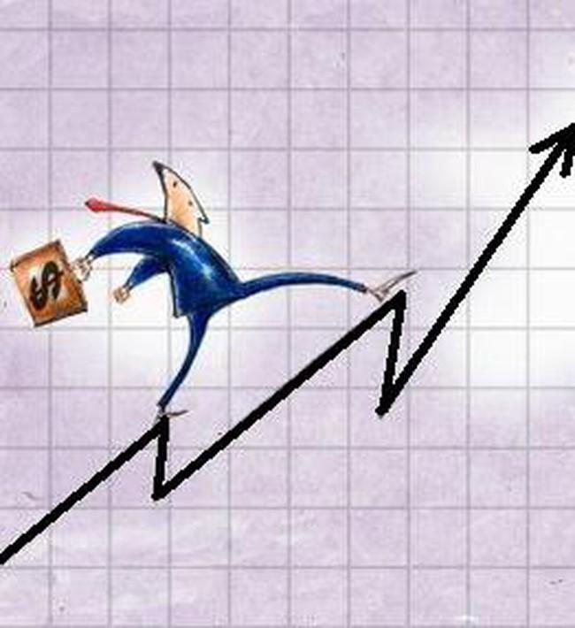 Năm 2009, EPS toàn thị trường có thể tăng trưởng 22%