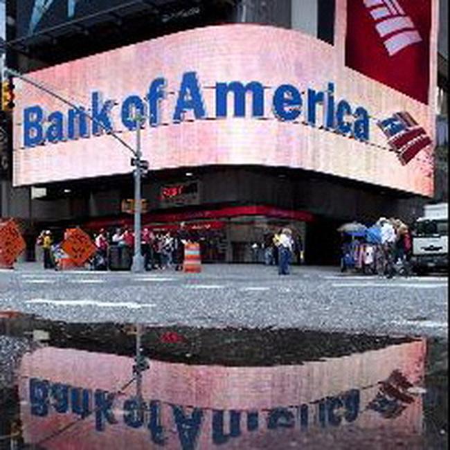 Năm 2008, ngân hàng Mỹ dùng hàng chục tỷ USD để trả thưởng dù thua lỗ nặng
