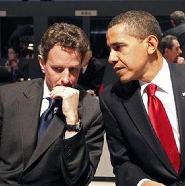 Tổng thống Obama, Bộ trưởng Tài chính Mỹ dự báo về triển vọng kinh tế