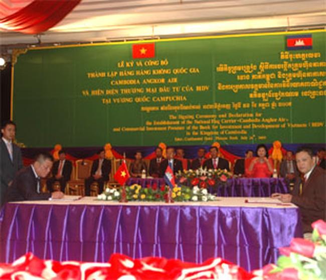 Mở ngân hàng ở Campuchia: Phương án nào để thâm nhập?