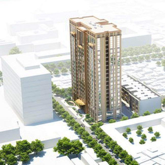 Thêm khu nhà ở mới 500 tỷ đồng tại trung tâm Hà Nội