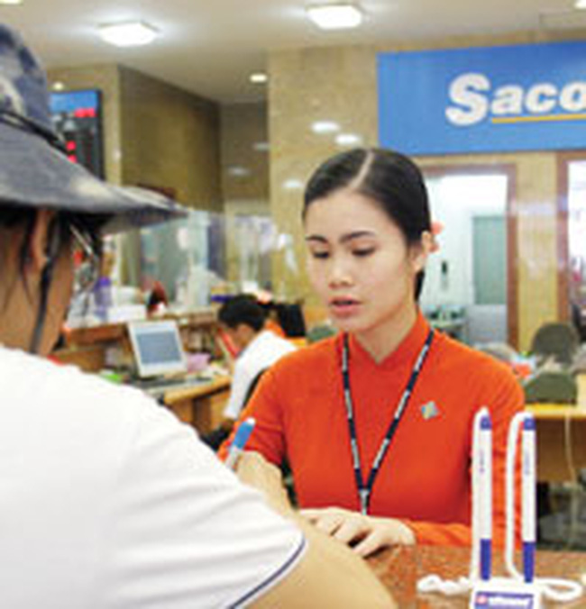 Sacombank tăng vốn điều lệ lên 6.700 tỷ đồng