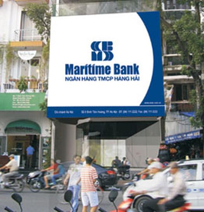 Maritime Bank: 685 tỷ đồng lợi nhuận trước thuế 7 tháng đầu năm