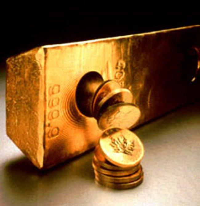 Vàng tiếp tục tăng giá