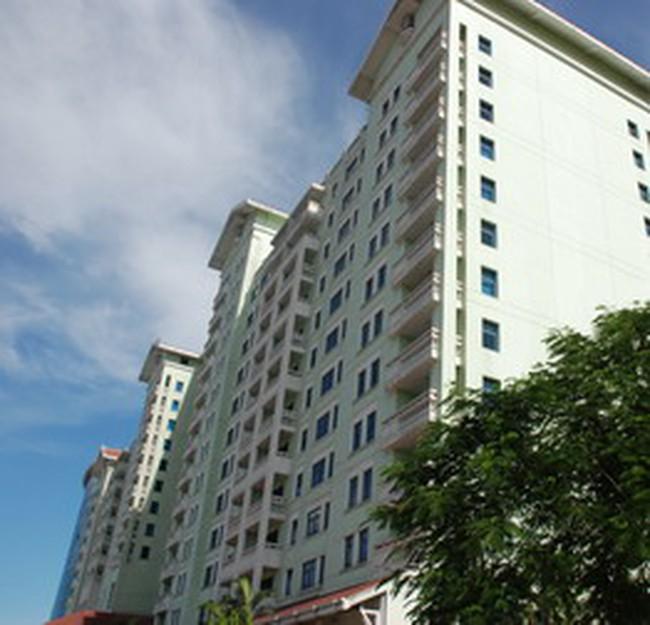 Chung cư cao cấp mới tại trung tâm Hà Nội