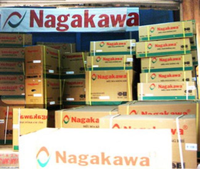 Chấp thuận nguyên tắc niêm yết cổ phiếu của CTCP Nagakawa