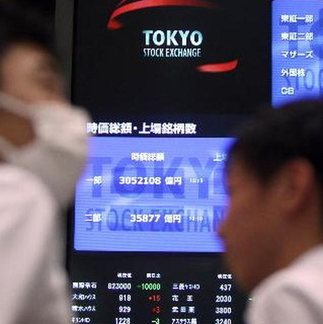 Một số thị trường lớn tại châu Á mất điểm